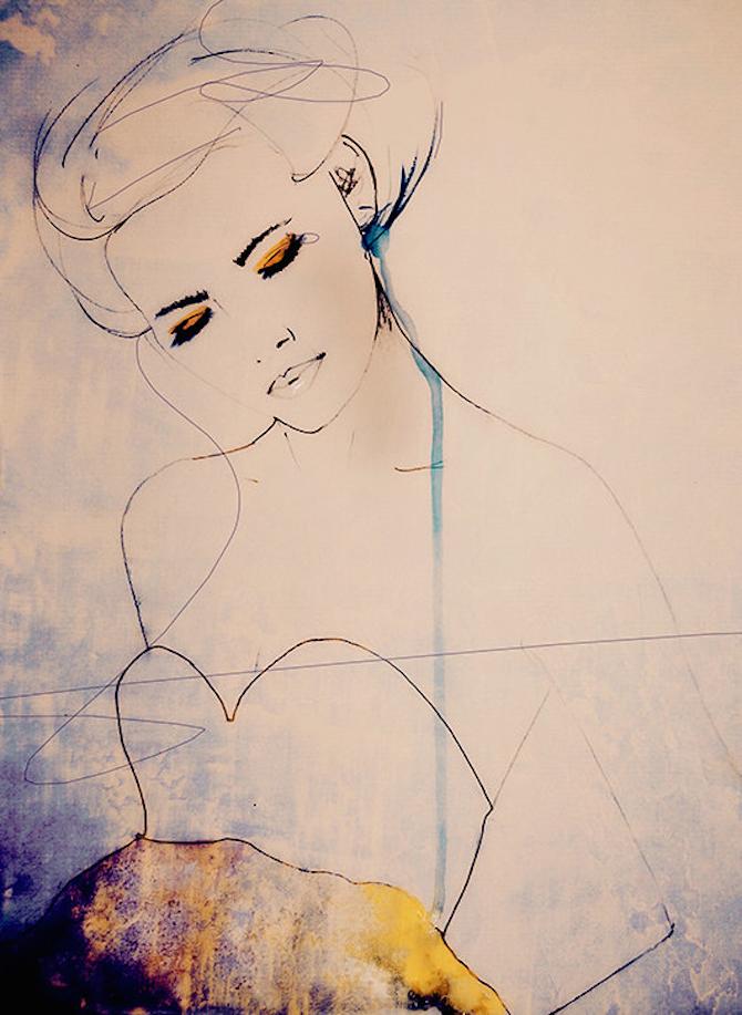 Artist Leigh Viner