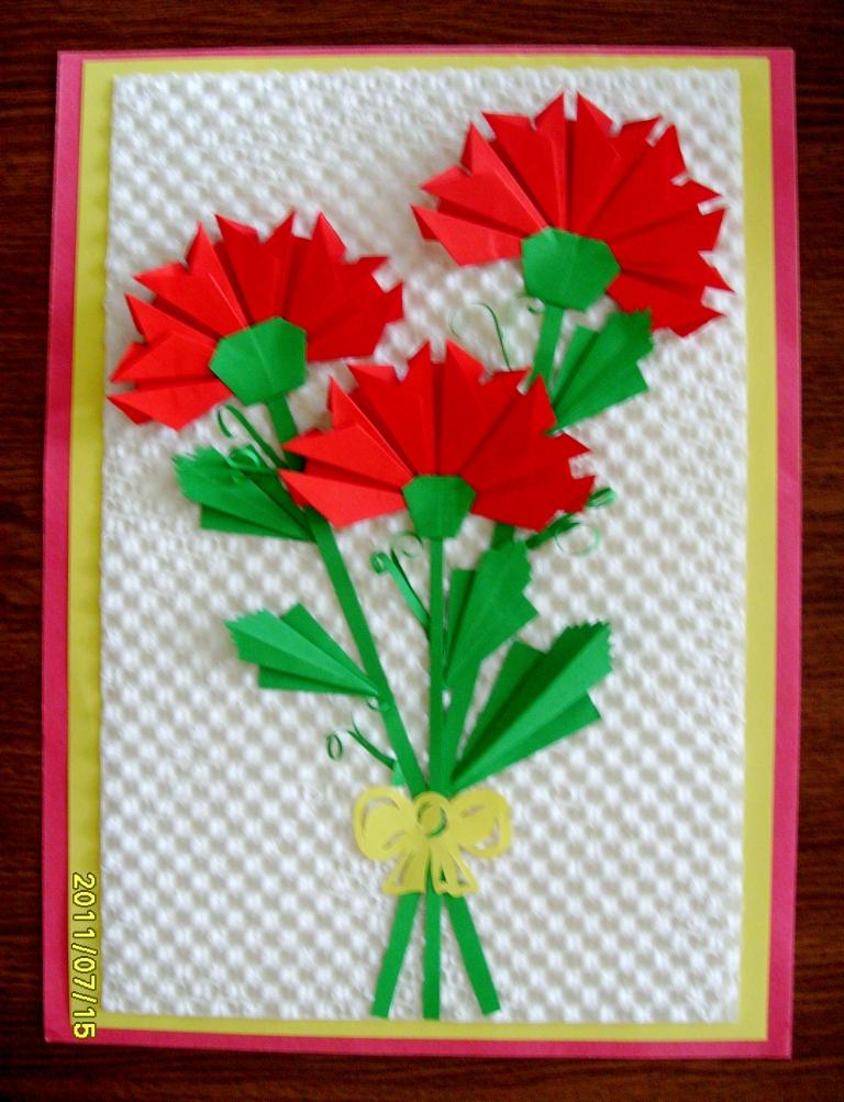 Поделки оригами к 23 февраля