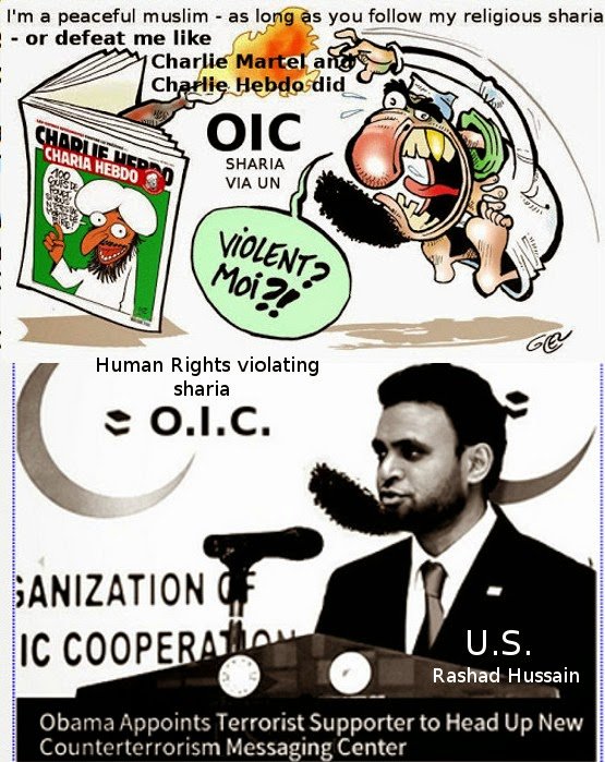 OIC is a muslim extremist organization