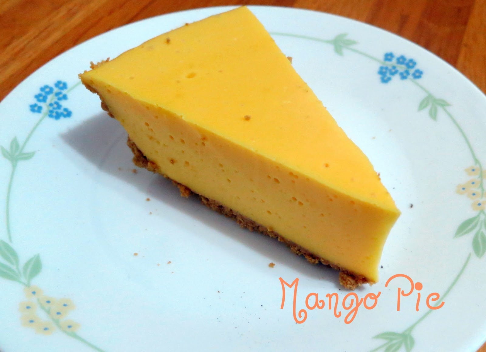 recipe: fresh mango pie recipe [17]