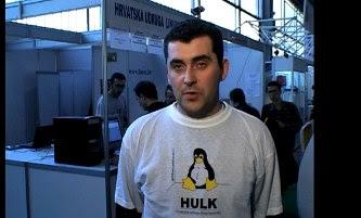 Linux u Hrvatskoj