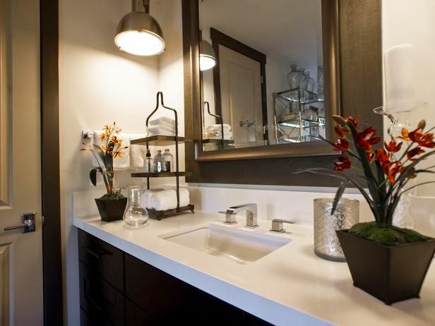 Modern furniture hgtv dream home 2014 master bathroom for Dream master bathroom