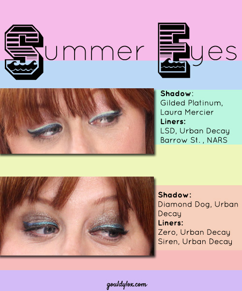 Summer Eye Looks 2013