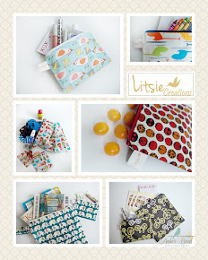 Litsie bags are handcrafted with care in our Perth Road Village Ontario home. Although we love...