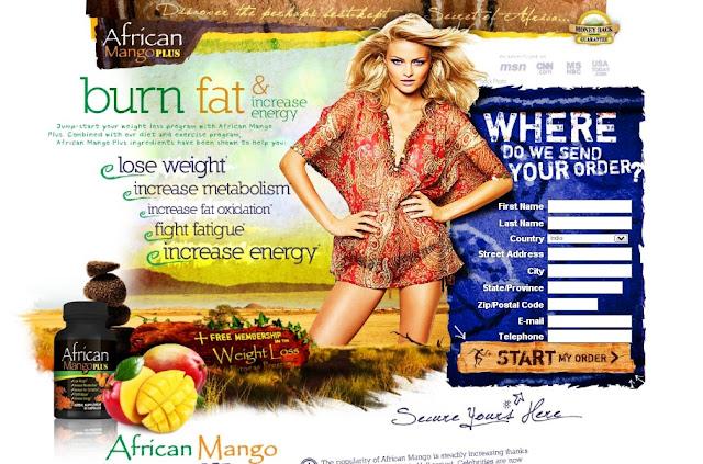 Order African Mango Plus
