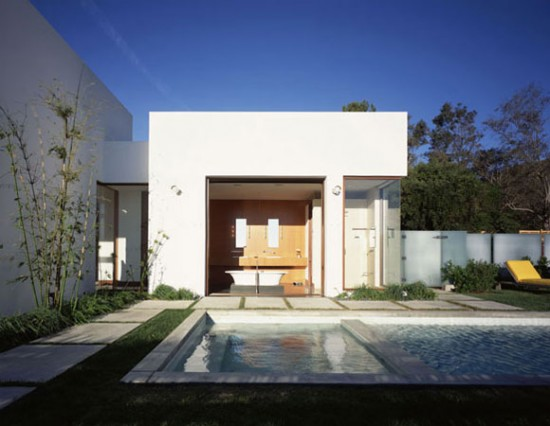 Modern House Design Inspiration A Minimalist Design House Home Decorating