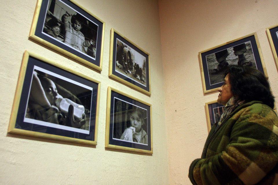 Visita a exposición fotográfica