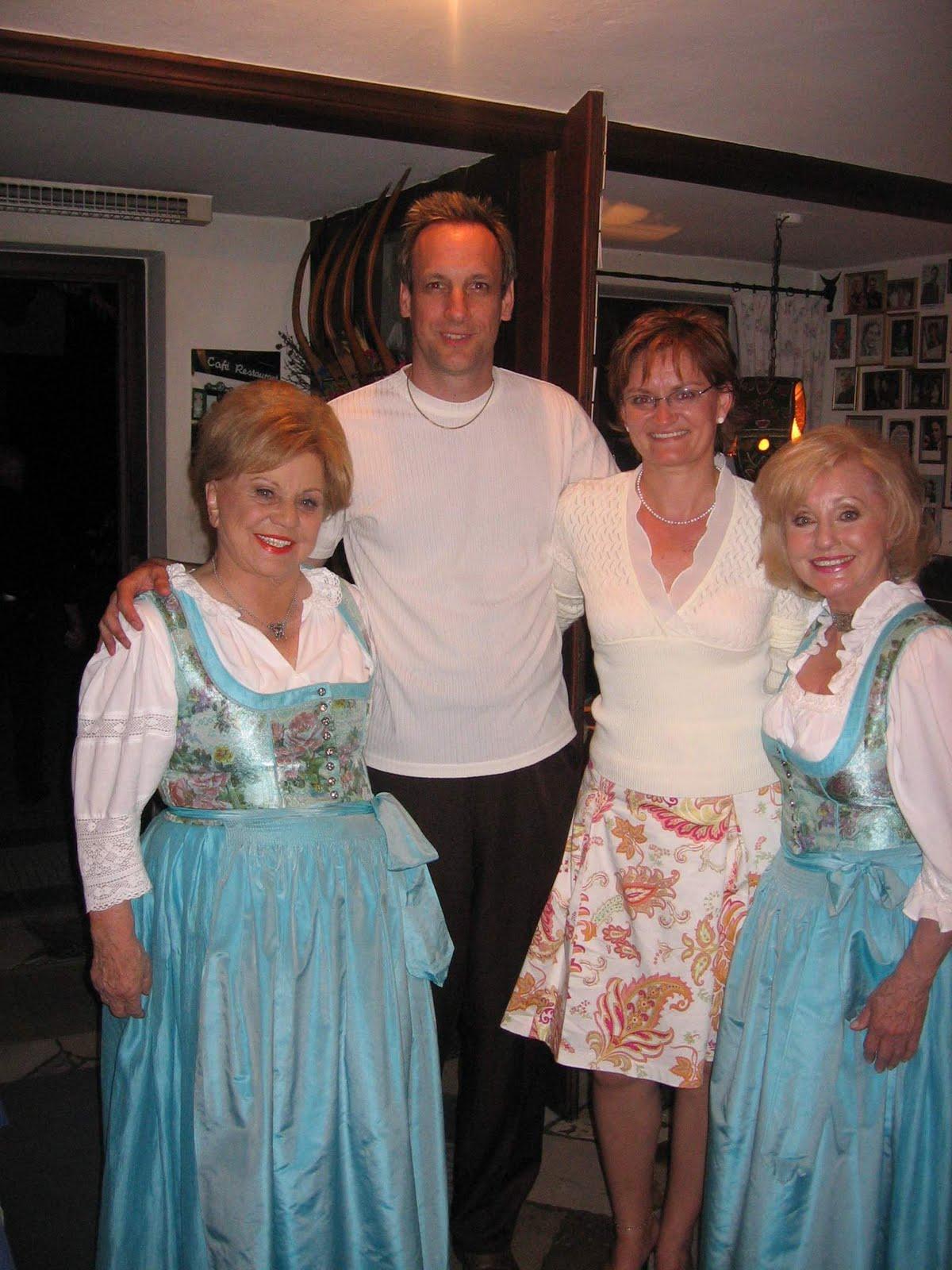 foto de Nostalgic Rambler: The Day I Met Maria & Margot Hellwig