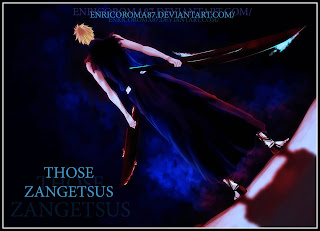 Kurosaki Ichigo New Zanpakuto Bleach Anime HD Wallpaper Desktop PC Background 1874
