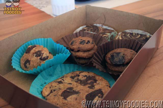 nutella cookies cream cheese brownies