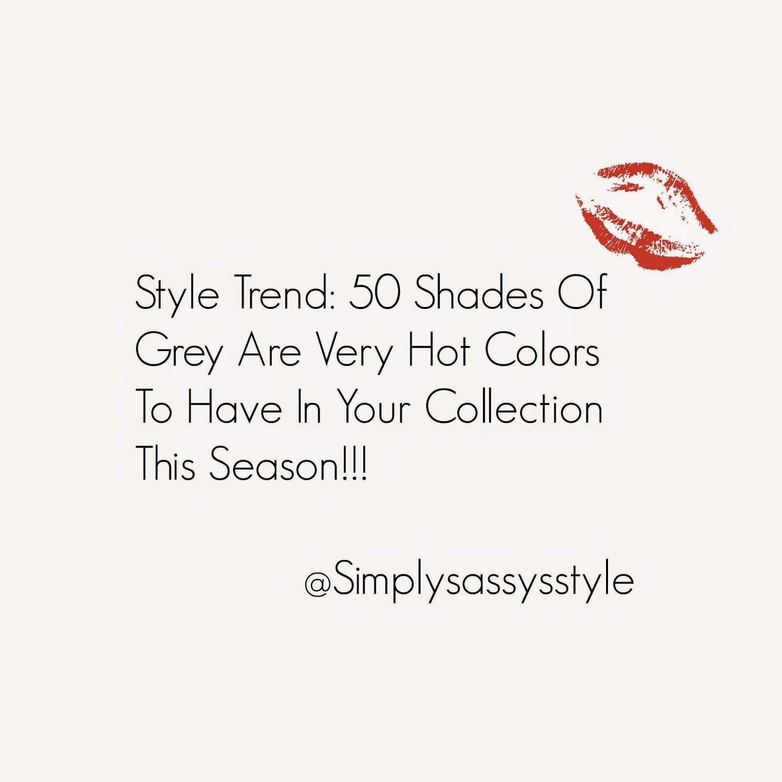 Fashion & Style www.simplysassysstyle.com