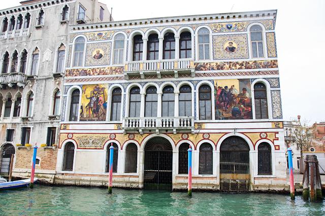 Venice- the sinking city