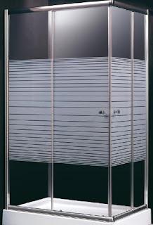 Cambiate a la ducha ya for Mampara ducha 70 x 90