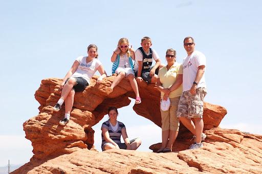 Bret Bushman Family