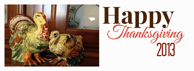 Wishing you all a very Happy Thanksgiving 2013