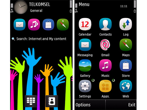 Download Free Mobile Phone Themes - 1