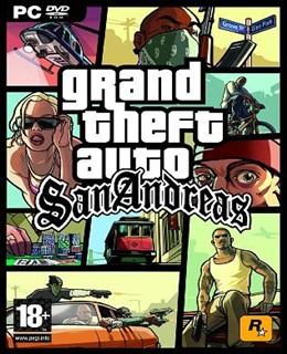 GTA: San Andreas PC Box