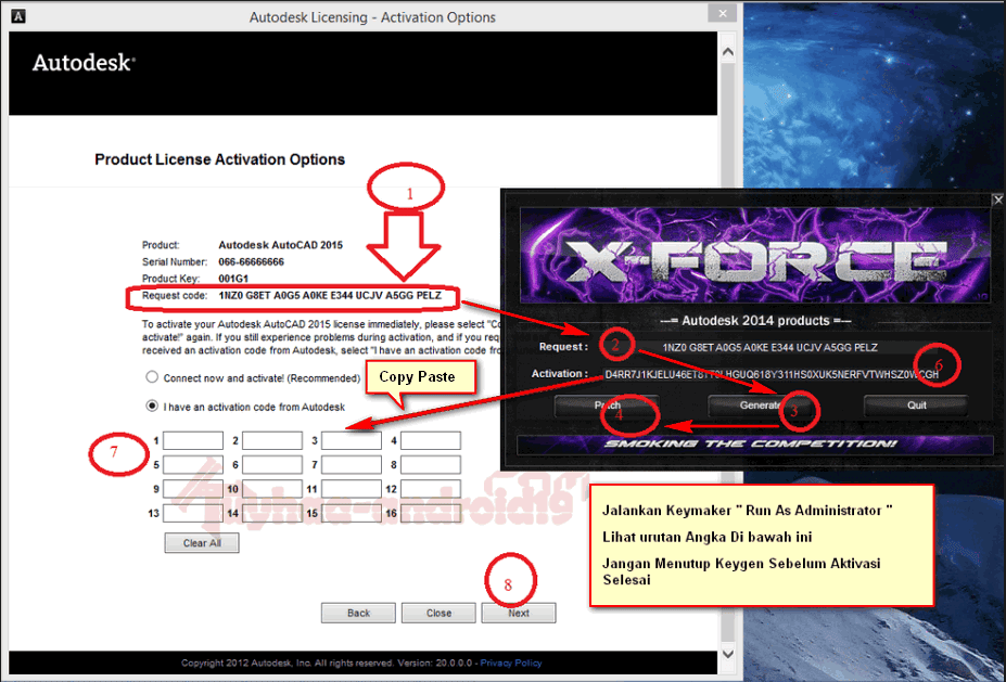 Xforce keygen autocad 2014 32 bit free download kickass