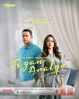 OST Ryan Aralyn,(TV3) + Sinopsis