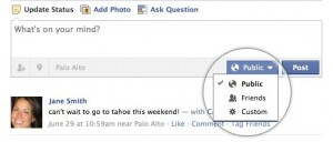 Facebook Started to Change Some Features Such As Google Plus | Sharing SEO
