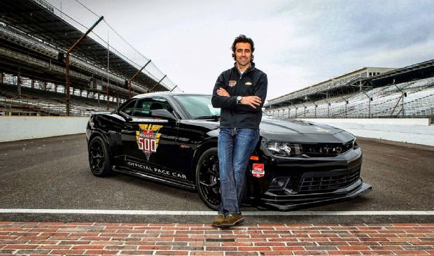 Camaro Z/28 Named Indianapolis 500 Pace Car