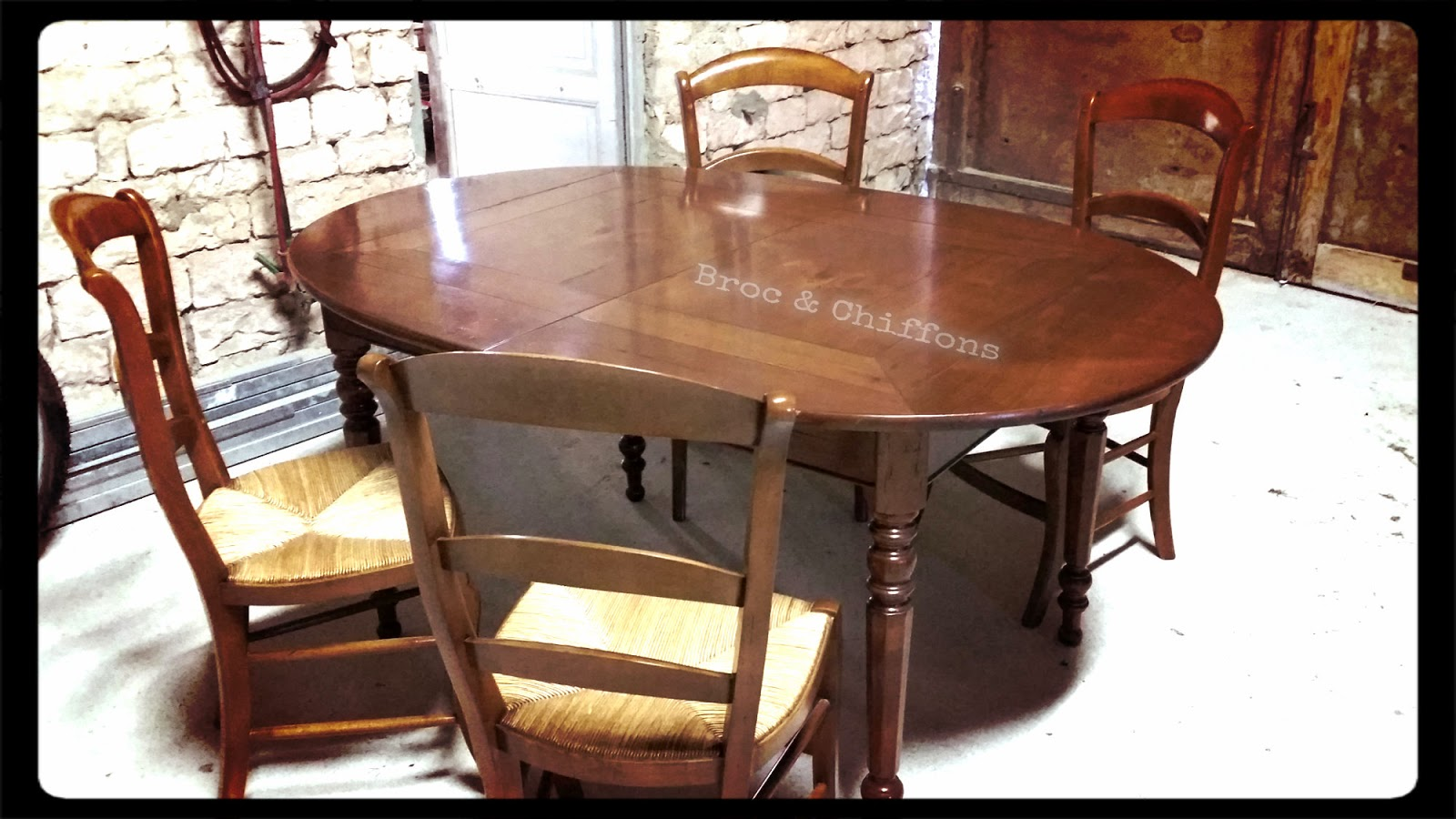 Broc et chiffons relooking de meubles dans les deux s vres - Patine a l ancienne meubles ...