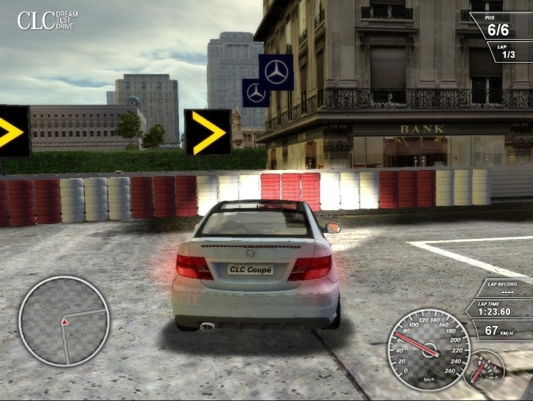 Mercedes Dream Test Drive Screenshot-3-Mercede