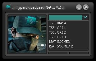 Inject Telkomsel Indosat HyperLiquaSpeed V.2 27 Juli 2015