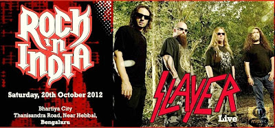 Slayer Bangalore Music Malt