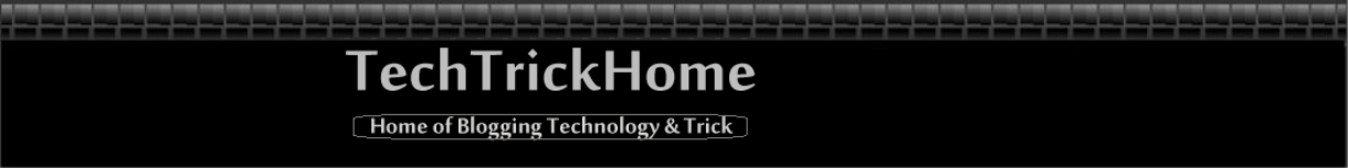 TechTrickHome
