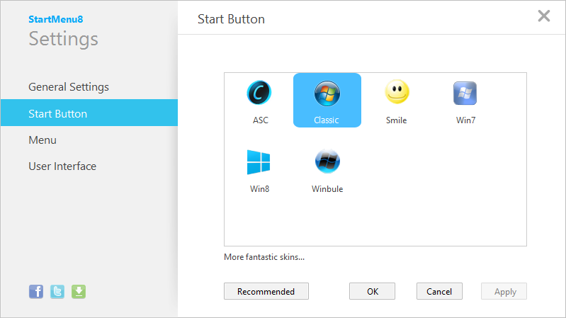 How to Enable Start Menu and Button in Windows 8 Tutorial in Urdu | Hindi