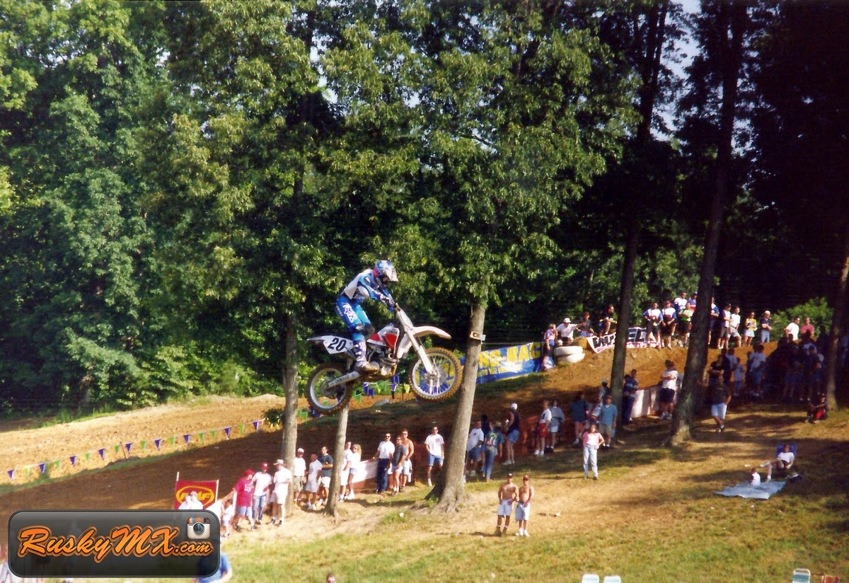 Doug Henry Budds Creek 1997