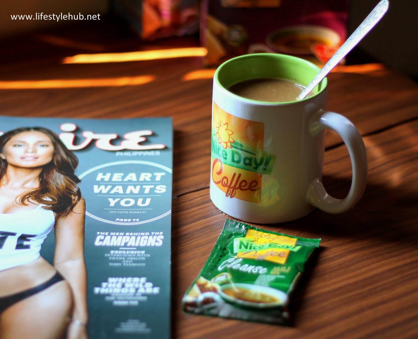 Nice day coffee ellen adarna viral video
