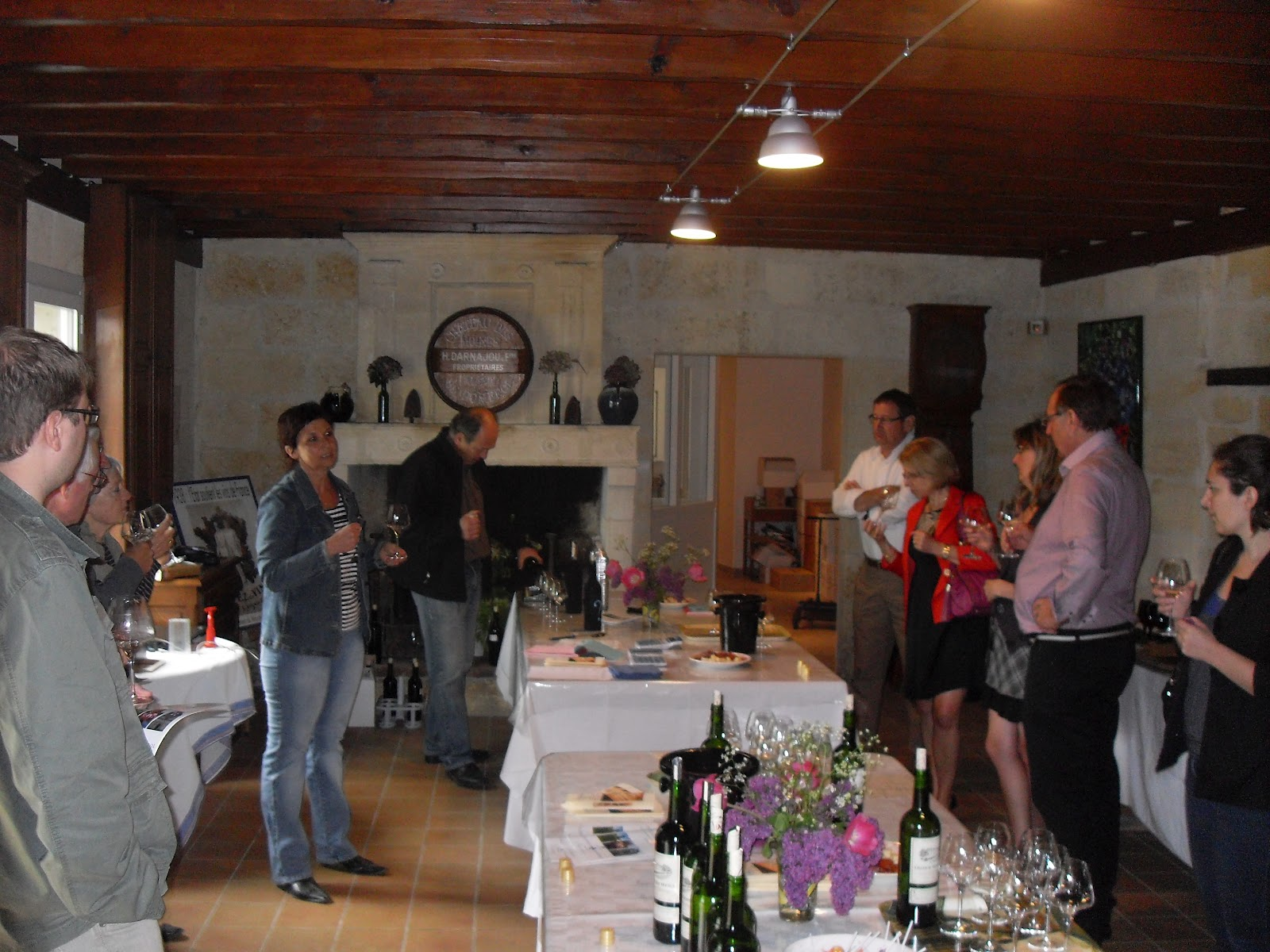 Syndicat lalande de pomerol juillet 2012 - Office de tourisme libourne ...