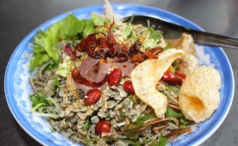 Mussel Rice in Huong River (Cơm Hến Sông Hương)2