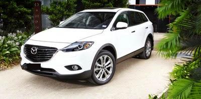Mazda CX-7 terbaru