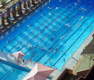 Estilo mariposa - Medidas de una piscina olimpica ...