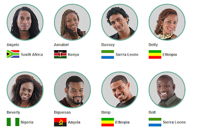 ... Big Brother Africa Season 8: The Chase is ON! Meet the 28 Housemates