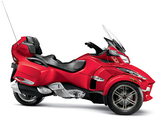2012 Can-Am Spyder RT-S Review Motorcycle Photos 3