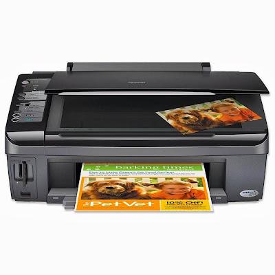 Принтер Epson Stylus NX400 All-in-One