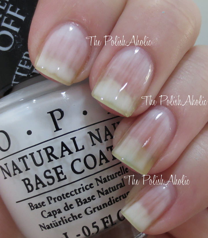 The PolishAholic: OPI Glitter Off Review