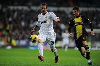 Juventus Target Gonzalo Higuain