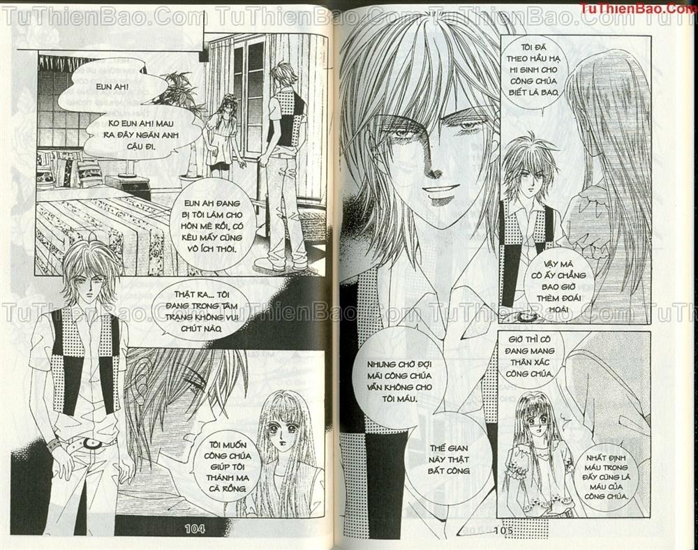 Ma cà rồng hộ mệnh Chapter 10 - Trang 50