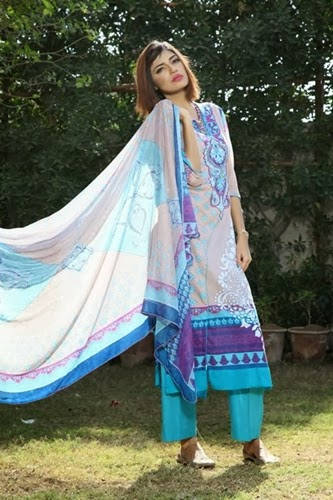 Eshal Summer Collection 2014