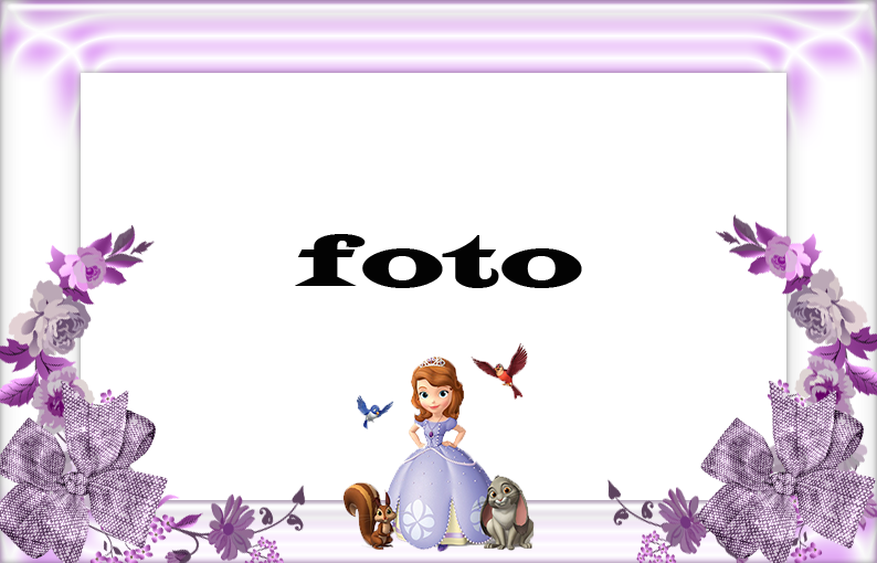Princess Sofia Printable Invitations