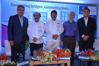 New Connecting Bridge between Sampige Road Metro station to Mantri Mall opened