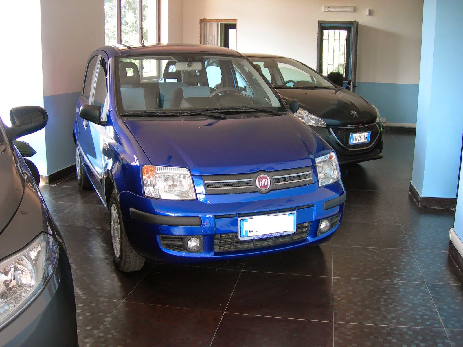 Fiat Panda 1.2 dynamic 2008 4.500,00 Euro