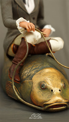 портретная кукла по фото oleloo куклы оксаны панченко portret doll портретные куклы на заказ подарок на юбилей бронзовая скульптура, портретная кукла, золотая рыбка, бутафория, подарок на юбилей