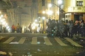 Pesquisa: mais de 70% dos brasileiros não confia na polícia