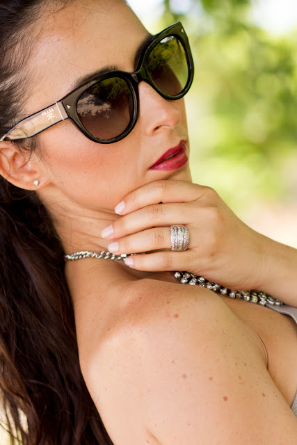Gafas de sol Prada 17OS